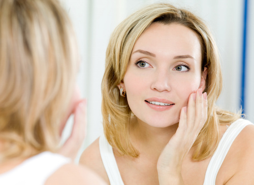 How to get beautiful skin after 40