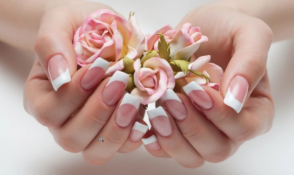 gel polish for your French gel manicure